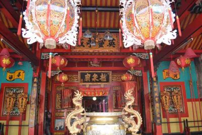 Tri Dharma Sumbernaga temple Probolinggo