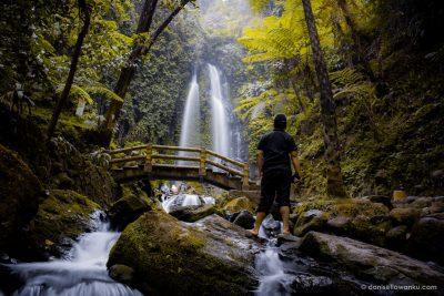 Jumog waterfall - Karanganyar
