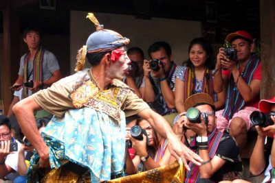 A dance of Sasak