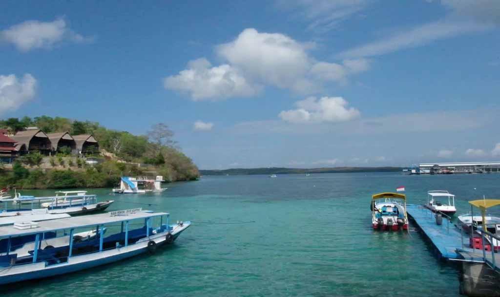 Banjar Nyuh port - Nusa Penida