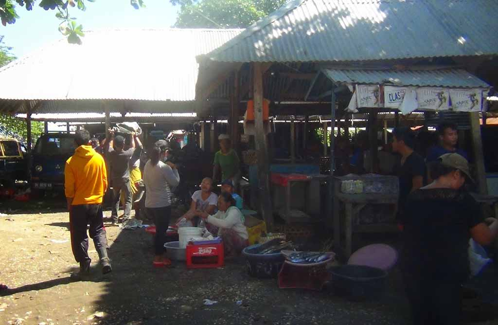 Pasar Mentigi - Nusa Penida