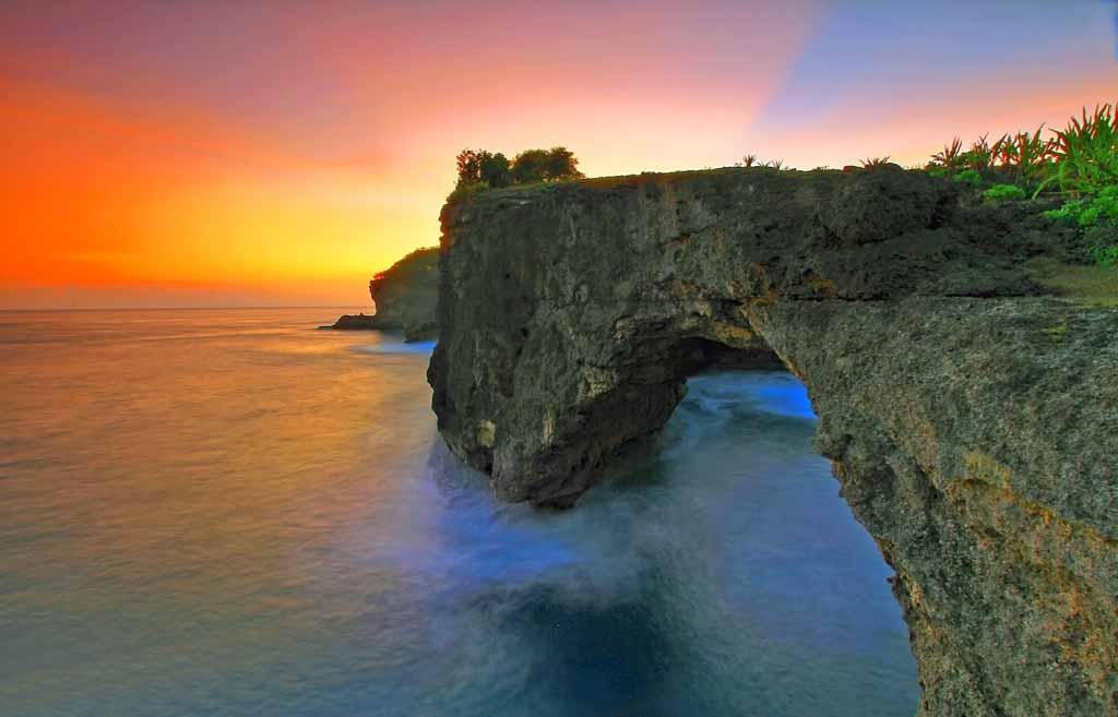 Pasih Uug - Broken beach - Nusa Penida