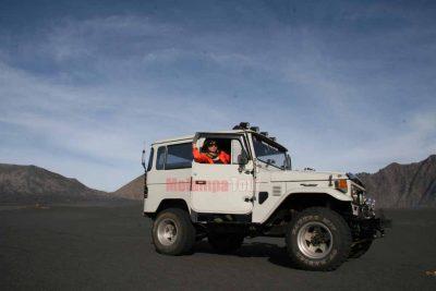 Bromo Jeep Rental Services - 4 destinations via Probolinggo