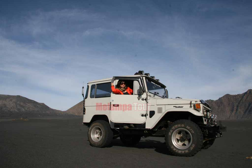 Bromo Jeep Rental Services - 4 destinations via Probolinggo
