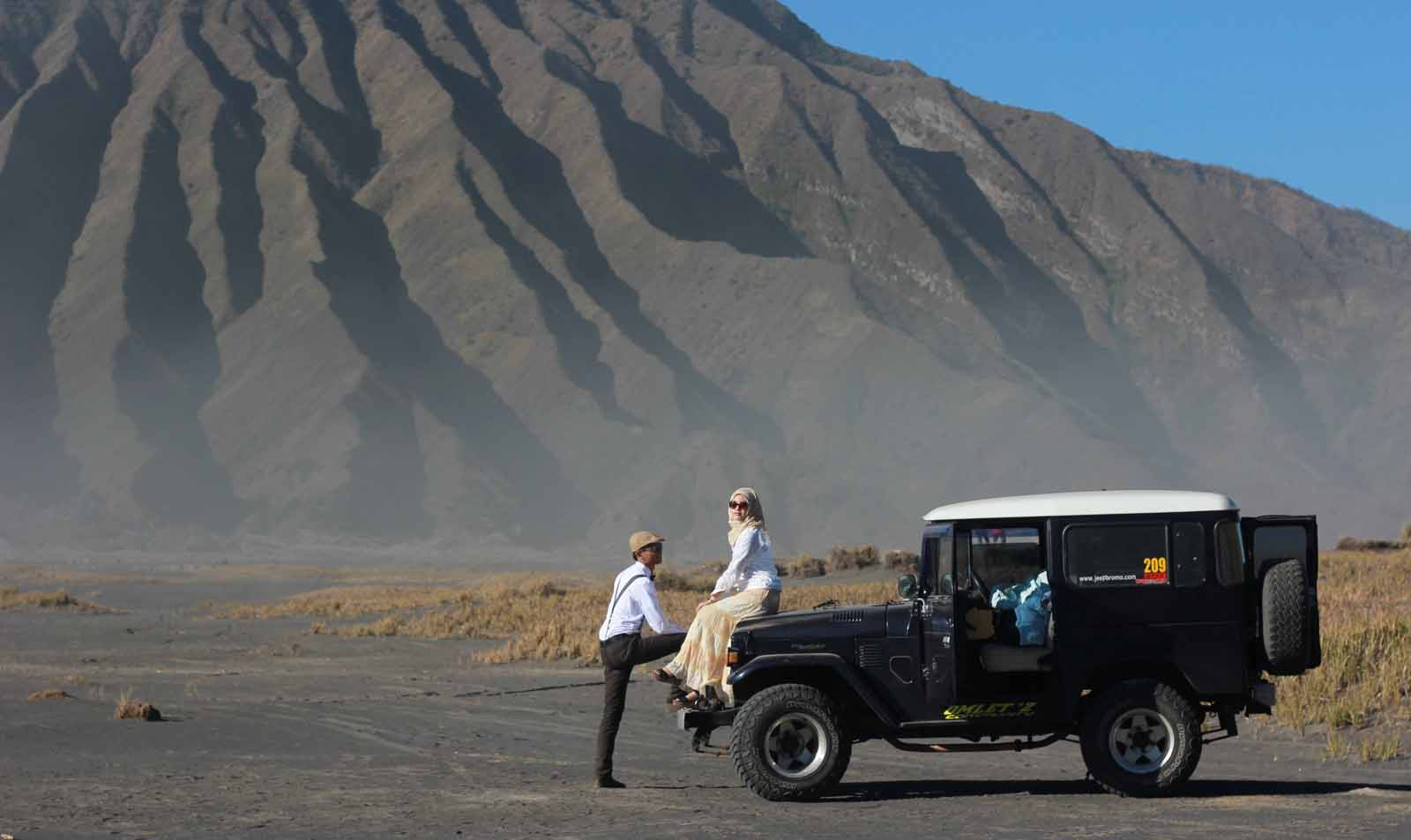 Bromo Jeep Tour - Melampa Tour Indonesia