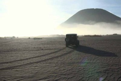 Bromo Jeep trip - Melampa tour Indonesia