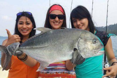 GT - Fishing trip