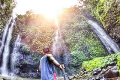 Sekumpu waterfall - Lemukin village - Bali