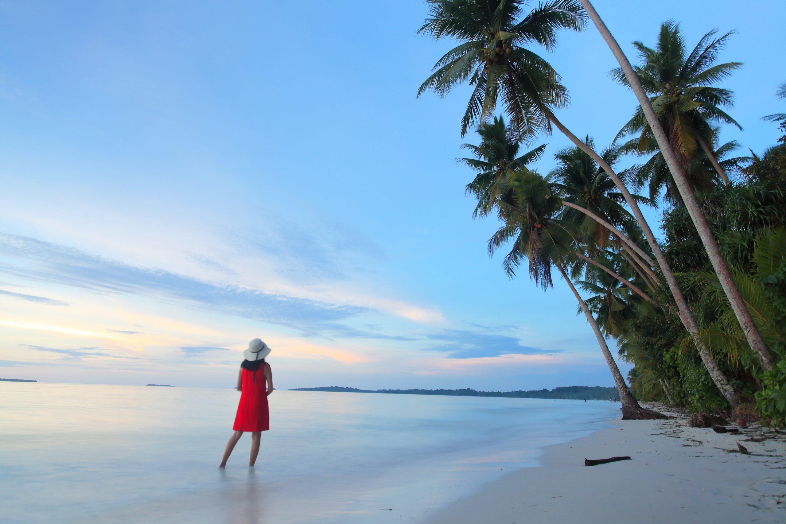 The beauty of Kei islands